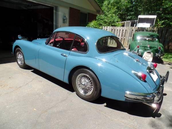 1958 Jaguar XK150 SE FHC - $86,900 Madison, GA #ForSale # ...