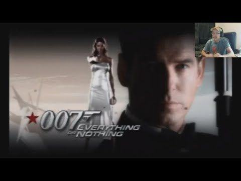 007 Everything Or Nothing Ps2 M16 Training Everything And