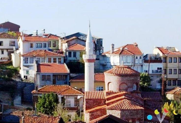 Trilye Fatih Cami  Bursa