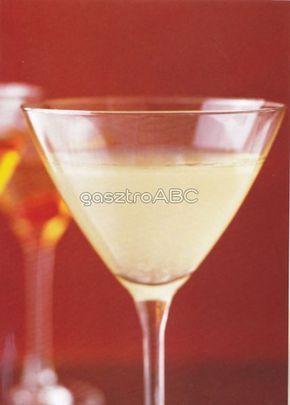 White Lady koktél | Receptek | gasztroABC