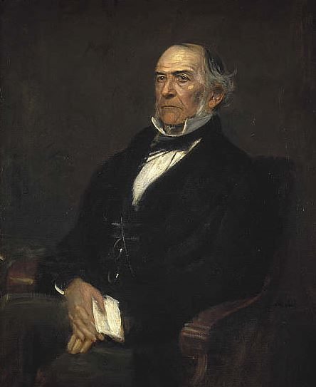 """""""From the time I took office as Chancellor of the Exchequer, I began to learn that the State held, in the face of the Bank and the City, an essentially false position as to finance. The Government itself was not to be a substantive power, but was to leave the Money Power supreme and unquestioned."""" - William Gladstone, Chancellor of the Exchequer, British Cabinet, chief financial minister - 1852"""