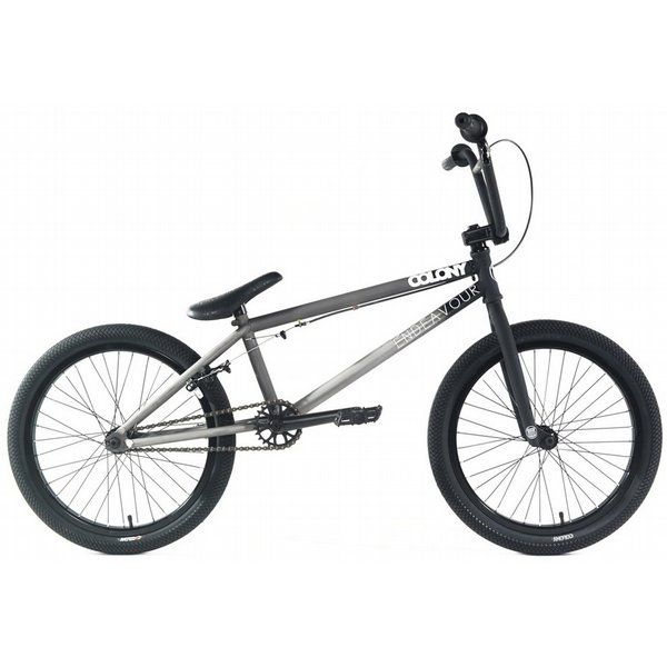 Colony Endeavour BMX Freestyle Bike 20 Inch - $699 - Colony BMX is Australia's first major BMX brand headed by Clint Millar. Colony's goal is to basically represent Australian BMX to its fullest while producing some good simple, reliable products that meet and exceed todays demanding riders needs. Colony is all about functional BMX only products.