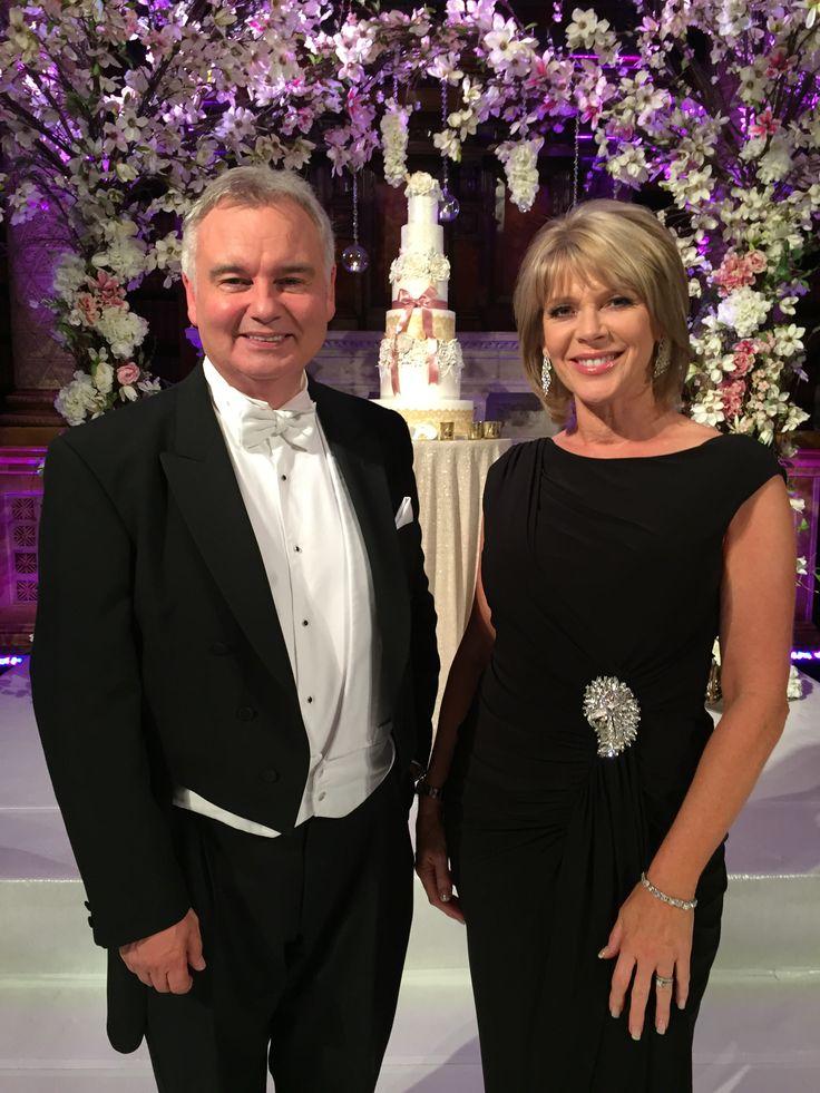 Television Royalty Eamonn Holmes and Ruth Langsford at Queen Charlottes Ball 2016