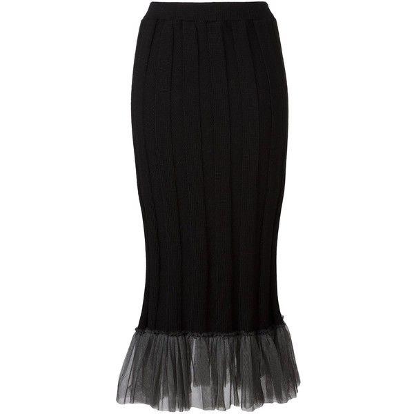 17 best ideas about Black High Waisted Skirt on Pinterest | Crop ...