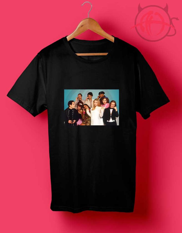 The Cast of Clueless T Shirt //Price: $14.50