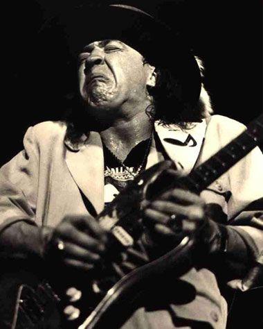Steve Ray Vaughn - RIP