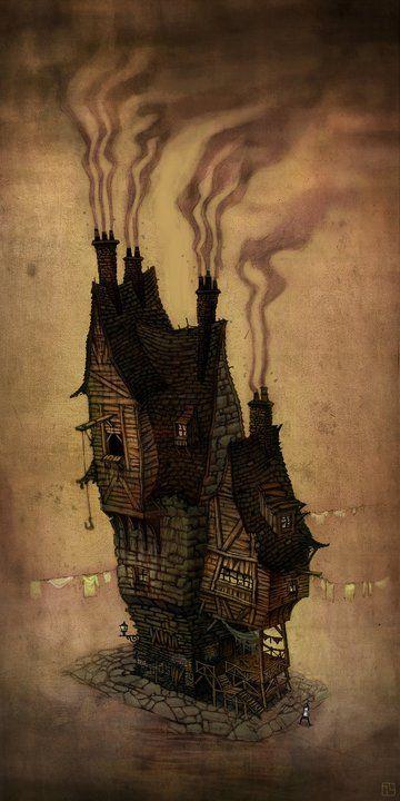 mastergood-marta:  Art from McGee's Alice Madness Returns - love it.