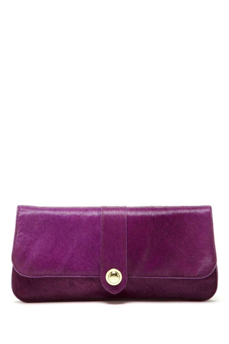Purple Clutch.