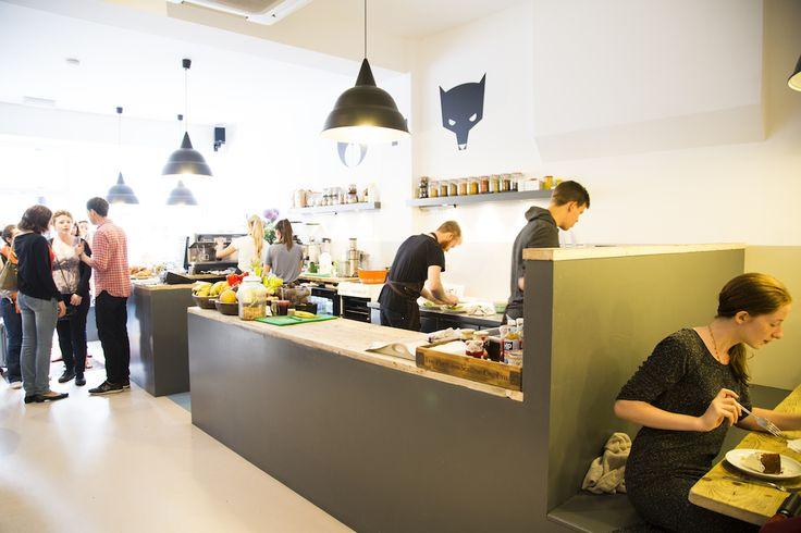 Bear+Wolf Cafe