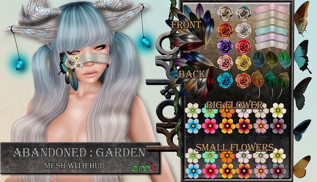 Abandoned Garden --We<3Rp   Flickr - Photo Sharing!