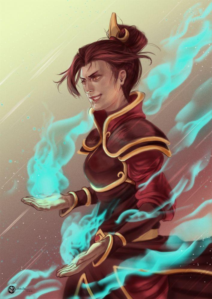 Avatar the Last Airbender - Princess Azula