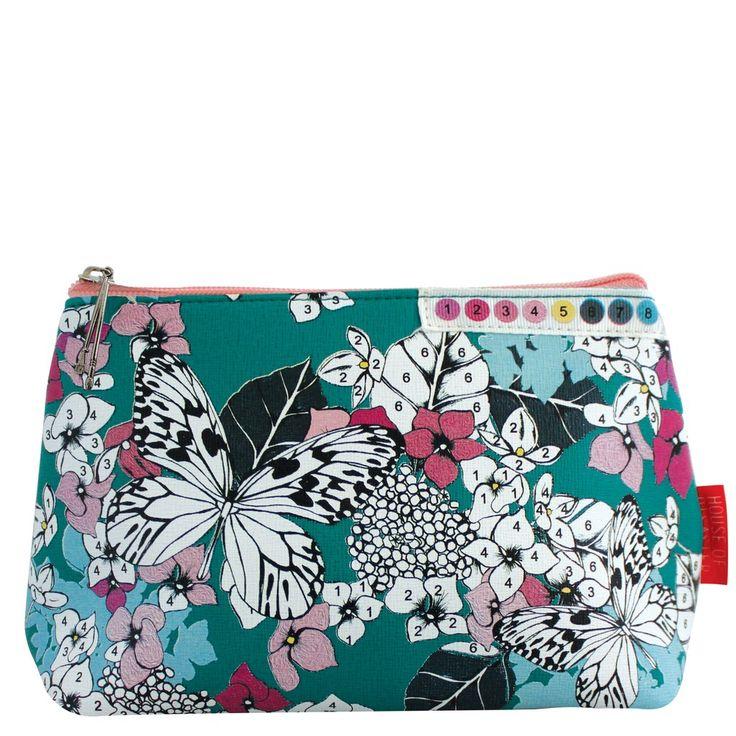 Colour Me Make Up Bag in 2020 Girlie gifts, Makeup bag