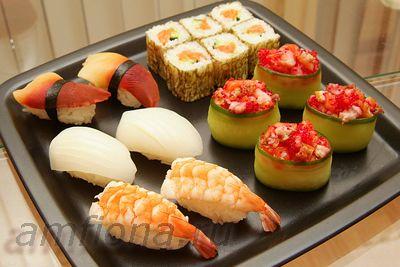 Как готовить суши и роллы   Суши-блог