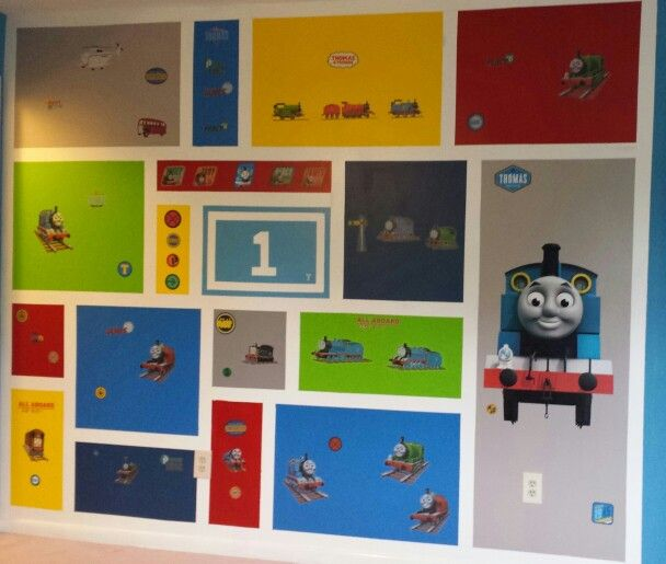 9 Best Train Room Images On Pinterest Children Train