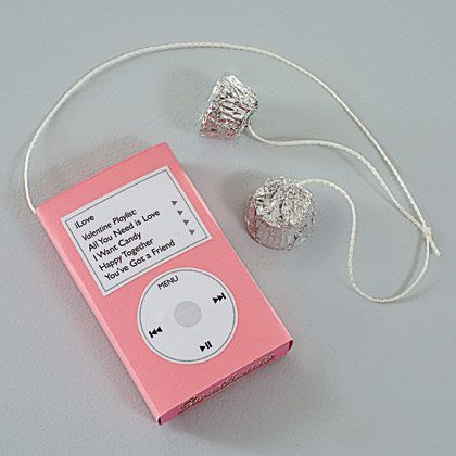 ipod free valentines day printable card