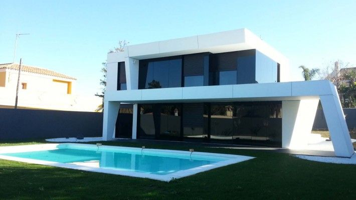 22 best images about casas modulares on pinterest - Casas modulares portugal ...