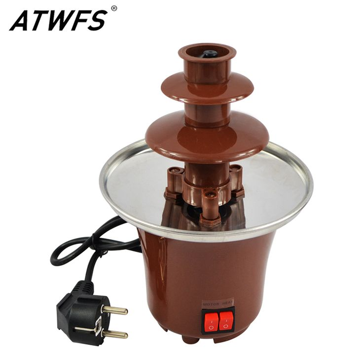 Like and Share if you want this  ATWFS Chocolate Fountain Machine Fondue Maker Heated 3-Tier Home Household Chocolate Tempering Machine     Tag a friend who would love this!     FREE Shipping Worldwide     Get it here ---> https://diydeco.store/atwfs-chocolate-fountain-machine-fondue-maker-heated-3-tier-home-household-chocolate-tempering-machine/    #house #garden #arts #machine #repair #diydeco