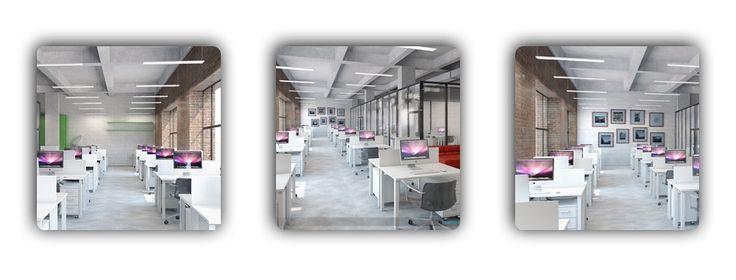 """Дизайн офисного помещения. Создание эргономичного рабочего пространства в стиле минимализма"""""""
