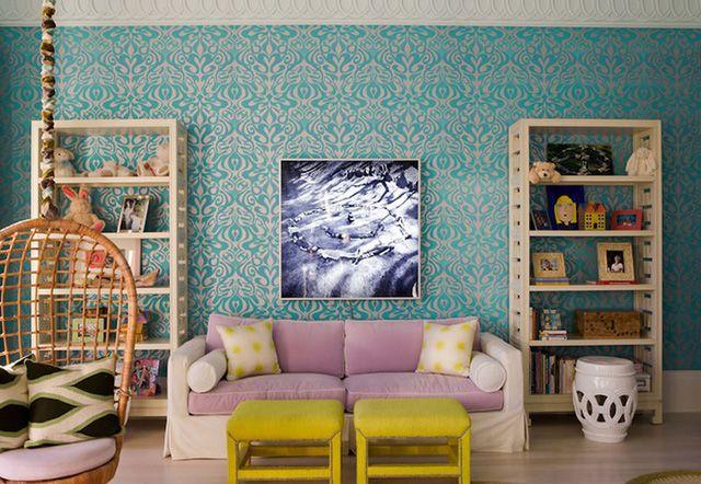 Gele Kleur Slaapkamer : ... Pinterest - Gouden Kantoor, Blauw Gele ...