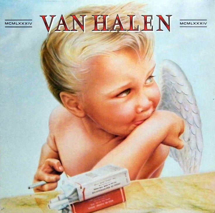 https://flic.kr/p/tYby3h   Vintage Vinyl LP Record Album - 1984 Vinyl LP By Van Halen, Catalog Number W1-23985. Hard Rock-Heavy Metal, Warner Bros. Records, 1984   Tracklist:  1984  1:07   Jump  4:04   Panama  3:31   Top Jimmy  2:59   Drop Dead Legs  4:13   Hot For Teacher  4:42   I'll Wait  4:41   Girl Gone Bad  4:43   House Of Pain  3:18