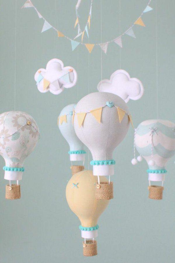 Moderne und wundersch ne babyzimmer dekoration for Dekoration kinderzimmer