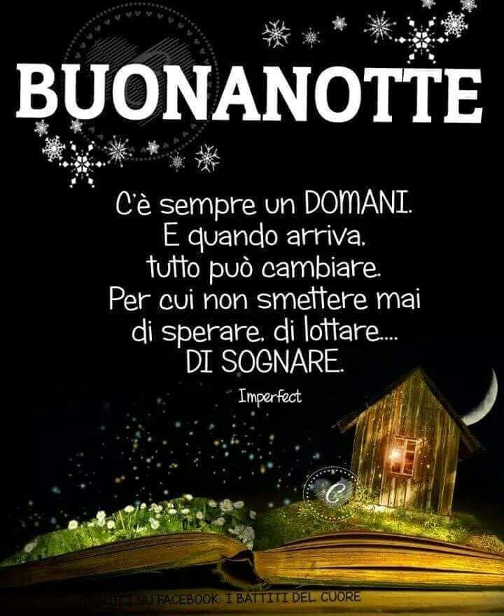 Buonanotte Buonanotte Auguri Di Buona Notte E Buongiorno Messaggi