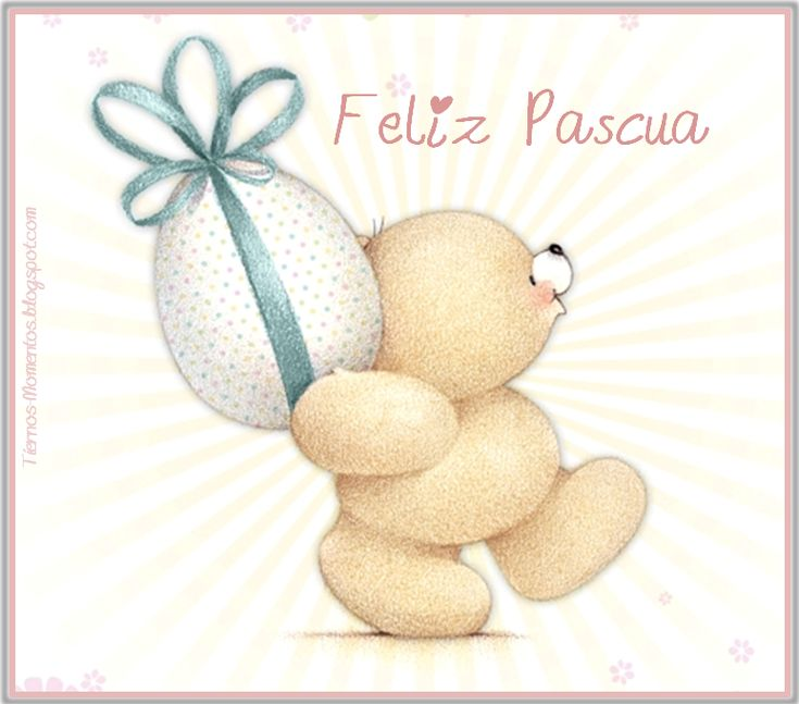 Feliz Pascua!