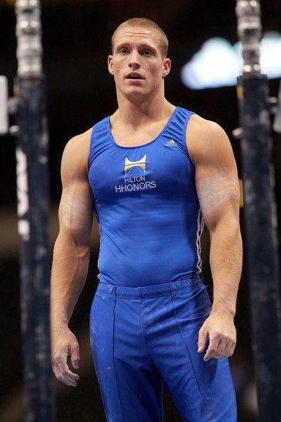 Steven Legendre : Gymnastics Team USA