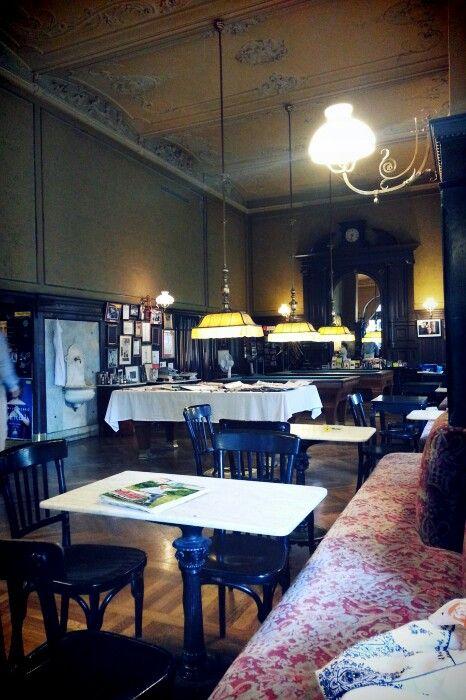 Cafe Sperl - Vienna, Austria
