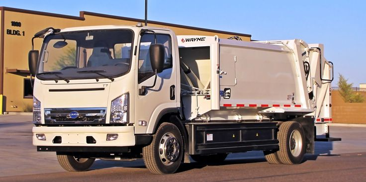Battery-powered garbage truck. That's BYD's, the Chineseelectric automaker with an electric bus and truck division in the US, latest product. We are talking about a 3.9-tonbattery-pow…