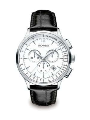 Movado Circa Chronograph Watch