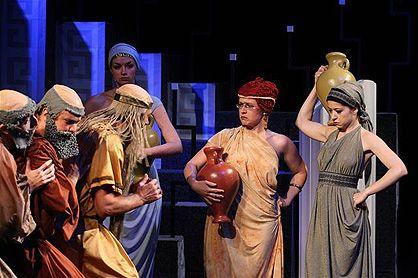 #musical #Lysistrata