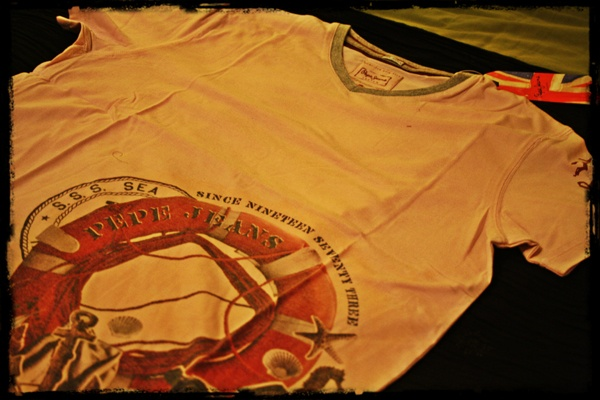 To win this tee, simply follow us and re-pin it. Edit: The winner is Abbas Zaidi!