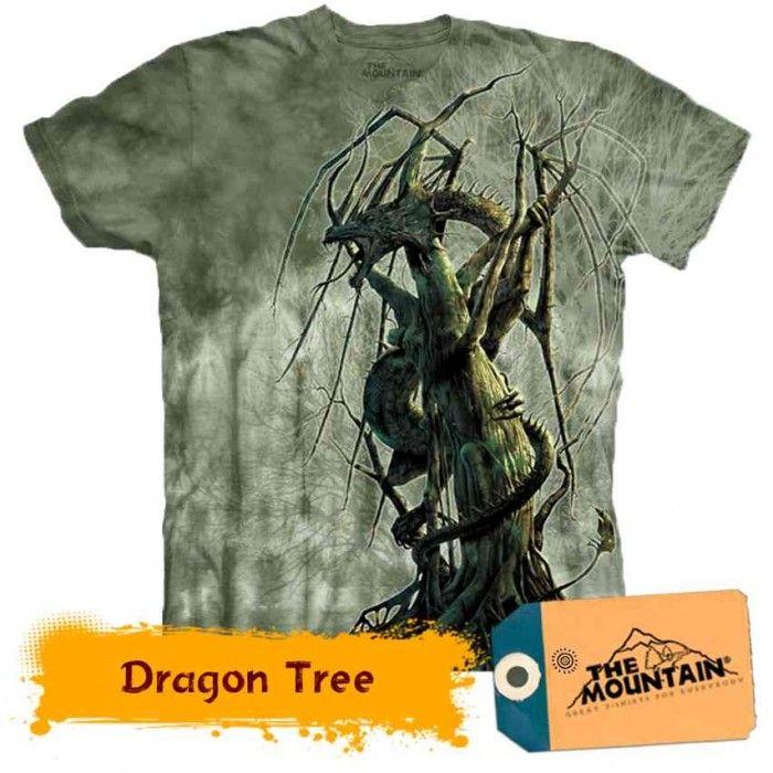 Tricouri The Mountain – Tricou Dragon Tree