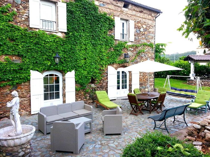 Maison de charme en pierre 10 pers  - Hus for Rent i Santa-Lucia-di-Moriani