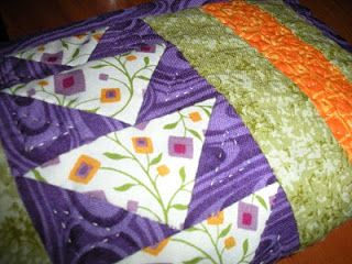 Mi rinconcito de labores: Estuche patchwork