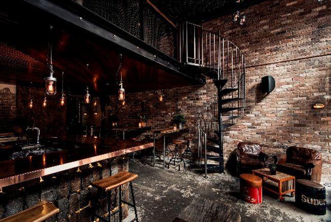 A Sydney bar gets a Manhattan makeover gallery - Vogue Living