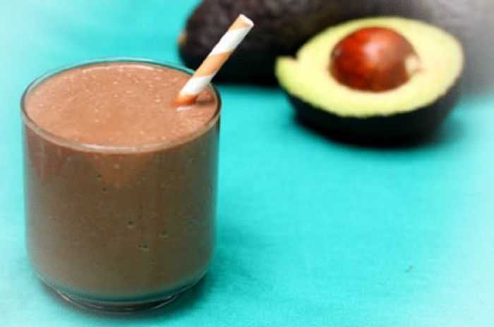 Chocolate Milkshake Alpukat