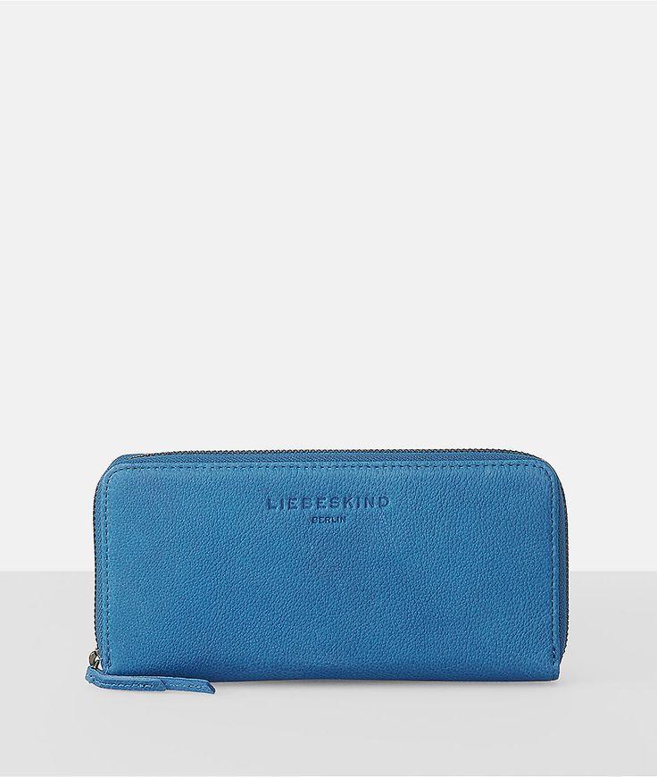 Geldbörse Gigi S7 sea blue von Liebeskind, 80€