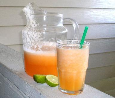 Agua fresca de melón natural - mejor que cualquier soda comercial: Agua fresca de melon
