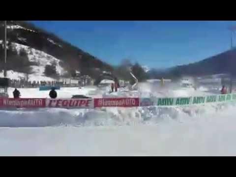 Slidin' at Trophée Andros 2017 Lans En Vercors, France