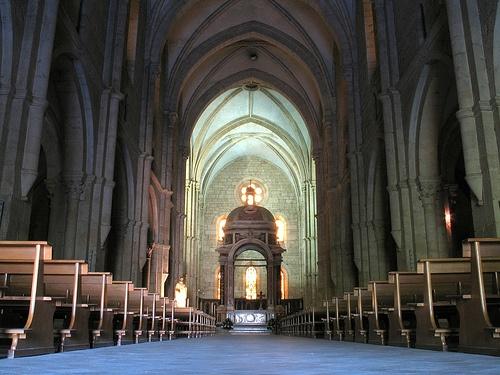 Veroli - Abbazia cistercense di Casamari