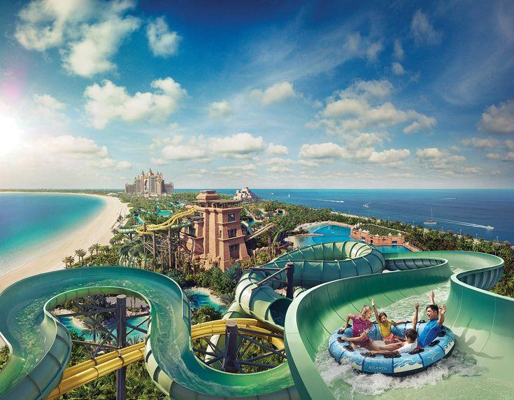 Water adventure park - Atlantis The Palm Dubai