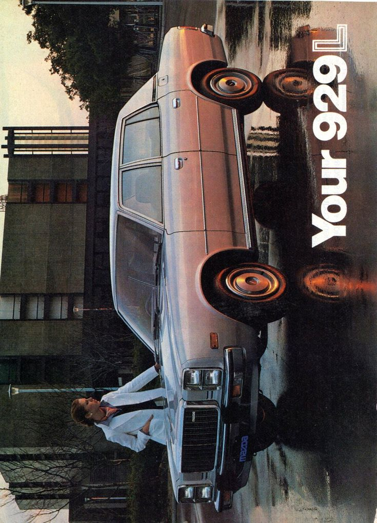 https://flic.kr/p/KHQvG1 | 1978 Mazda 323 5 Door Hatchback  929L Sedan 121 Landau Coupe Page 4 Aussie Original Magazine Advertisement