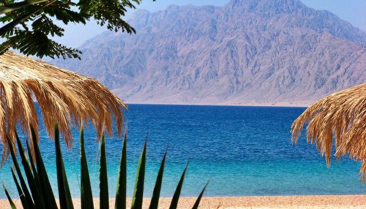 Vakantie Egypte - bergen en strand