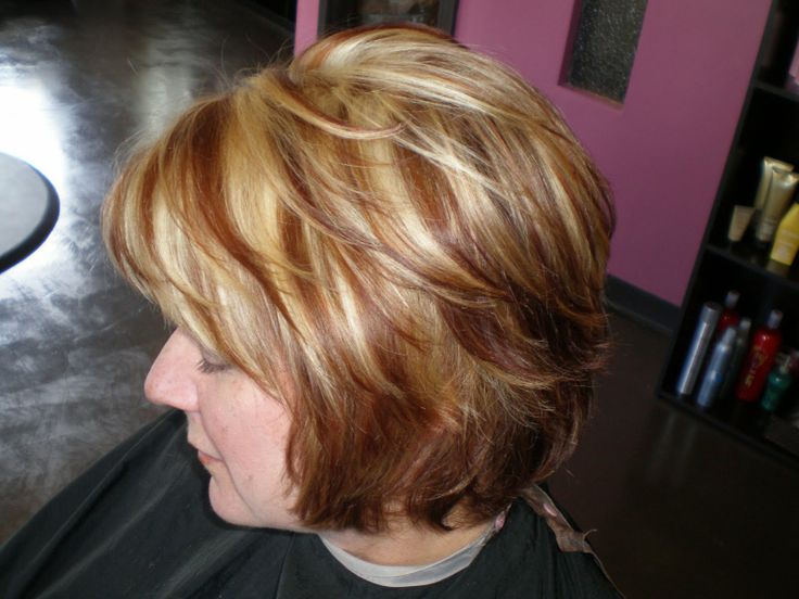 Short Hairstyles With Highlights And Lowlights 61 Best Hair Ideas Images On Pinterest  Hair Cut Short Films And