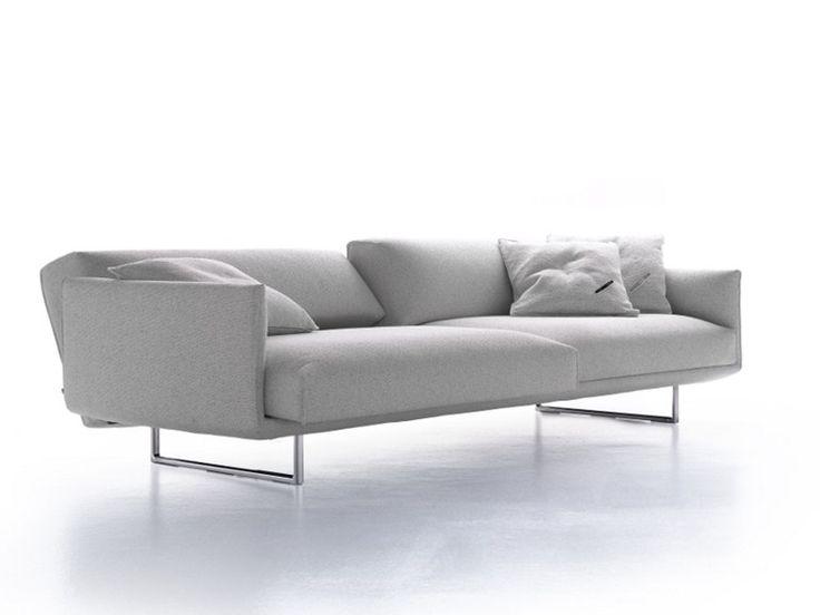 Canapé inclinable avec commande électrique HARA by MDF Italia | design Fattorini   Rizzini   Partners