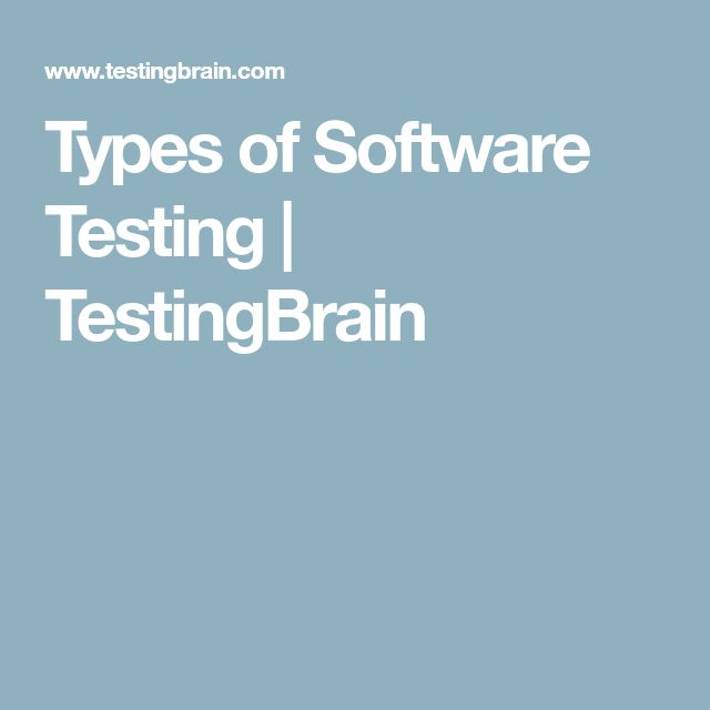 The 25+ best Software testing ideas on Pinterest Software - software manual template