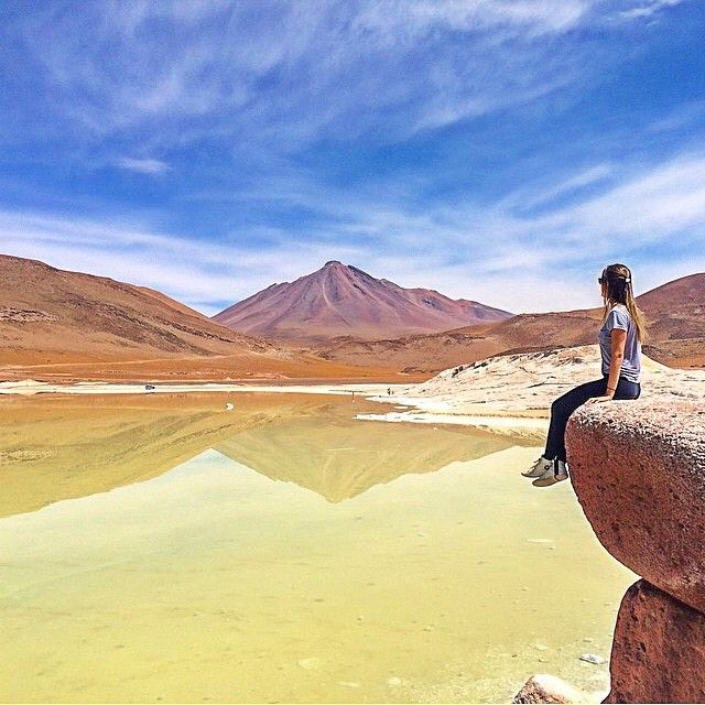 Location: Piedras Rojas - San Pedro de Atacama, Chile. Photo Credit: @jutonini