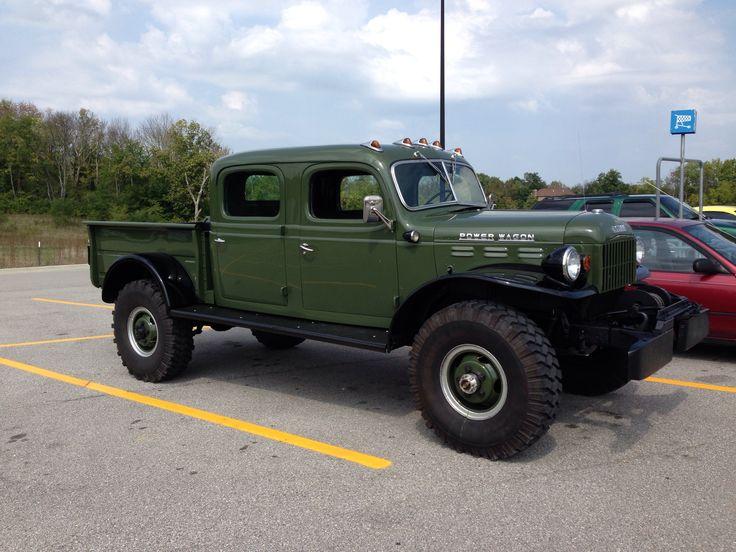 Dodge Power Wagon >> Dodge Power Wagon Crew Cab...I want | Vehicles I want | Pinterest | Dodge trucks, Cars and Vehicle